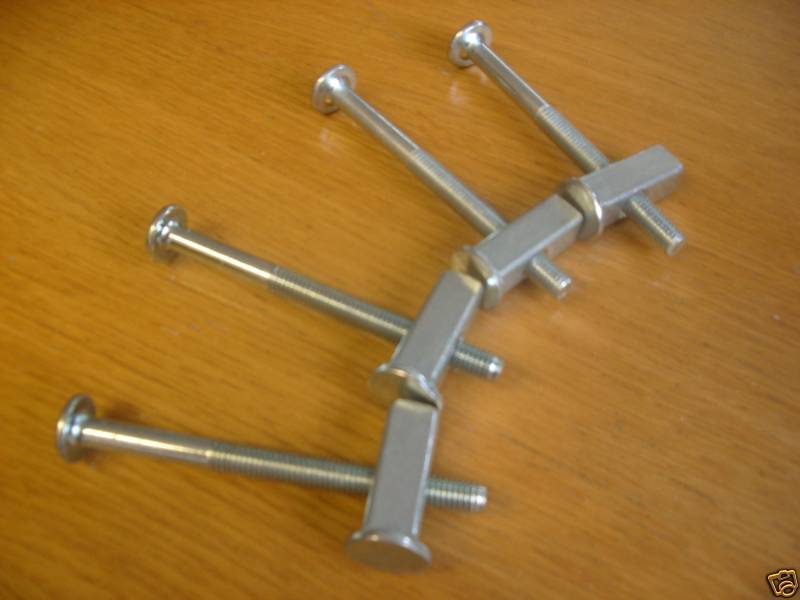 4 Metal Bunk Bed Bolts Save On Goods